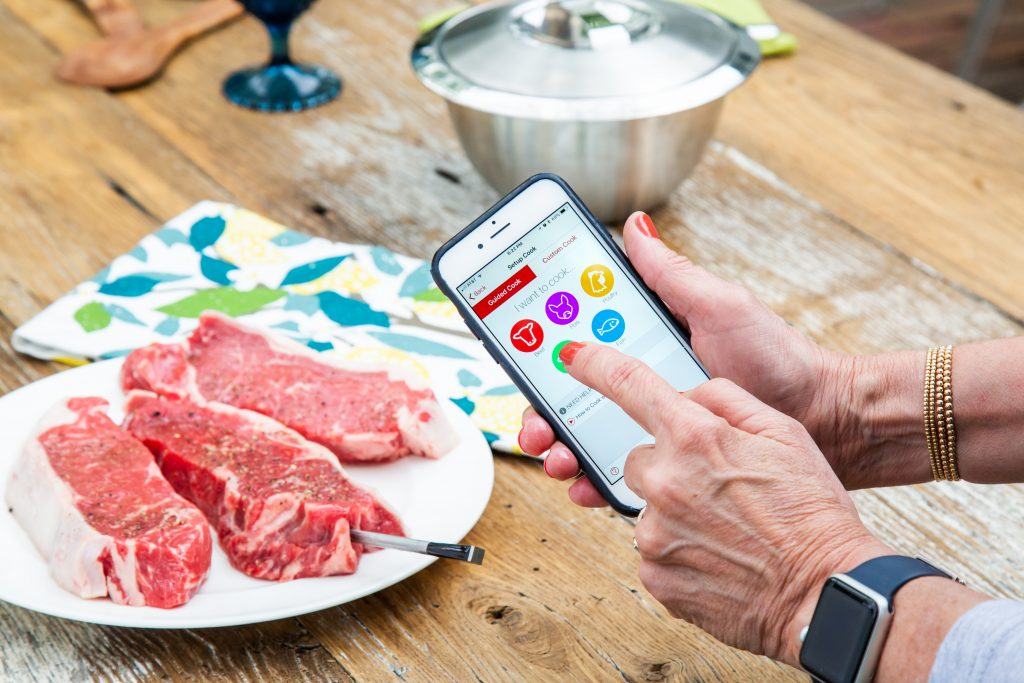 how to use your MEATER smart wireless meat thermometer