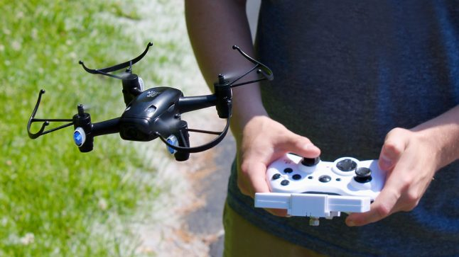 AERIX Drones VIDIUS HD Video drone, take videos in HD quality up high or down low